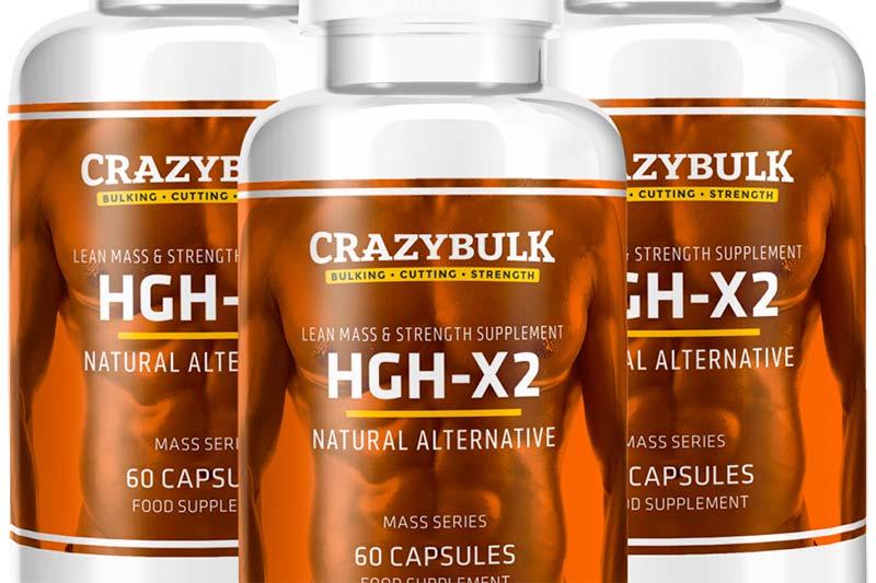 HGH-X2 Opinioni 2019 - L'alternativa legale a Somatropin HGH è qui!