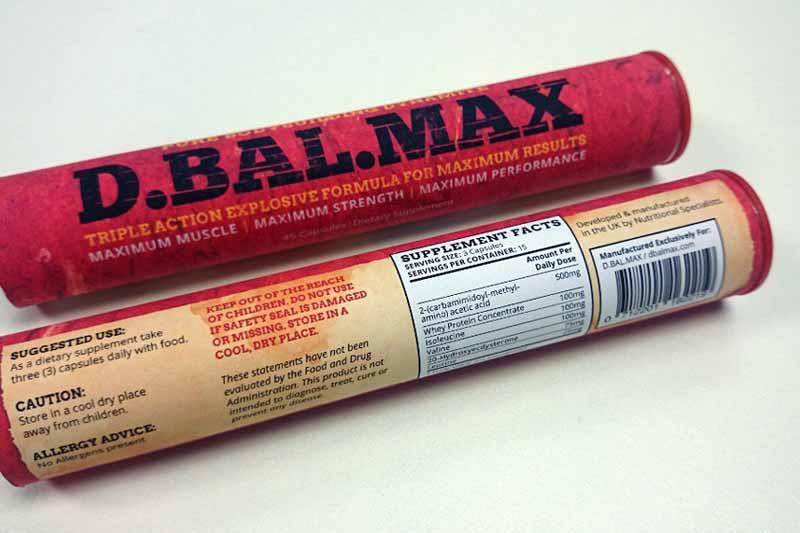 Test d-bal max